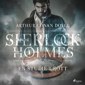 En studie i rött (ljudbok) av Arthur Conan Doyl