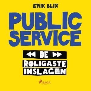 Public Service - de roligaste inslagen (ljudbok