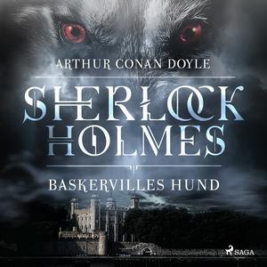 Baskervilles hund (ljudbok) av Arthur Conan Doy