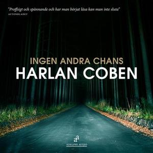 Ingen andra chans (ljudbok) av Harlan Coben