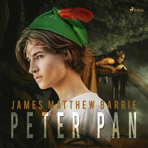 Peter Pan (ljudbok) av J.M. Barrie, J. M. Barri