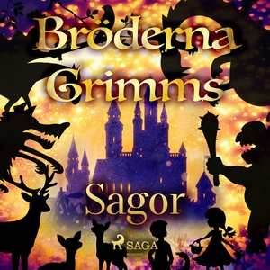 Bröderna Grimms Sagor (ljudbok) av Bröderna Gri