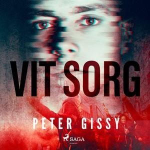 Vit sorg (ljudbok) av Peter Gissy