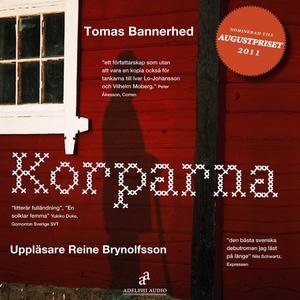 Korparna (ljudbok) av Tomas Bannerhed