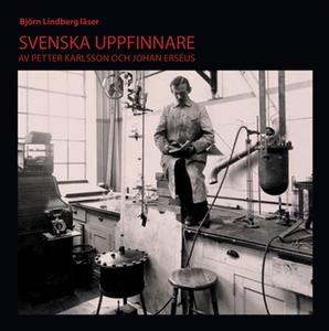 Svenska uppfinnare (ljudbok) av Petter Karlsson