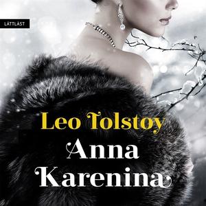 Anna Karenina / Lättläst (ljudbok) av Leo Tolst