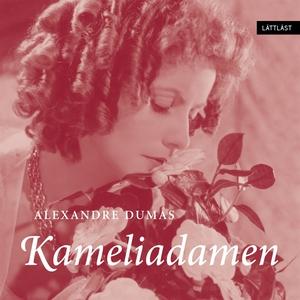 Kameliadamen / Lättläst (ljudbok) av Alexandre