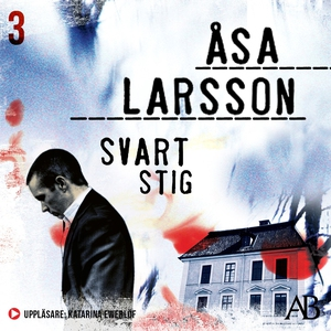 Svart stig (ljudbok) av Åsa Larsson