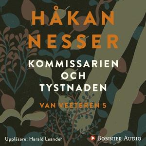 Kommissarien och tystnaden (ljudbok) av Håkan N