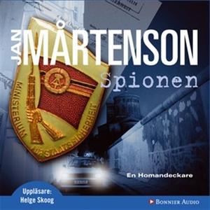 Spionen (ljudbok) av Jan Mårtenson