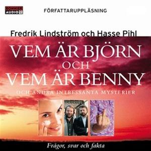 Vem är Björn och vem är Benny? : Och andra intr