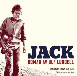 Jack (ljudbok) av Ulf Lundell