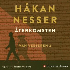 Återkomsten (ljudbok) av Håkan Nesser