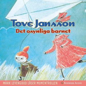 Det osynliga barnet (ljudbok) av Tove Jansson