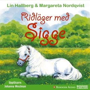 Ridläger med Sigge (ljudbok) av Lin Hallberg