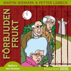 Förbjuden frukt (ljudbok) av Martin Widmark, Pe