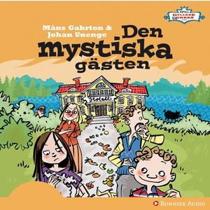 Den mystiska gästen (ljudbok) av Måns Gahrton