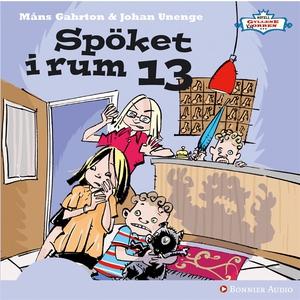 Spöket i rum 13 (ljudbok) av Måns Gahrton