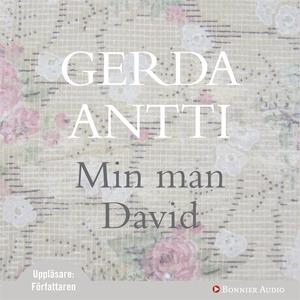 Min man David (ljudbok) av Gerda Antti
