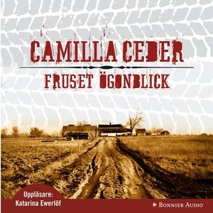 Fruset ögonblick (ljudbok) av Camilla Ceder