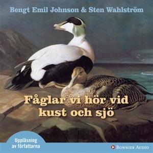 Fåglar vi hör vid kust och sjö (ljudbok) av Ste
