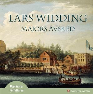 Majors avsked (ljudbok) av Lars Widding