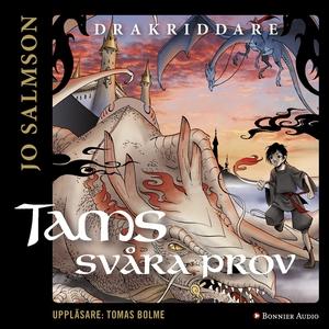 Tams svåra prov (ljudbok) av Jo Salmson