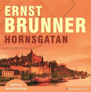 Hornsgatan (ljudbok) av Ernst Brunner