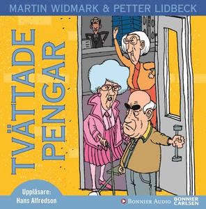 Tvättade pengar (ljudbok) av Martin Widmark, Pe