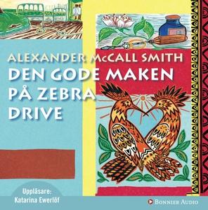 Den gode maken på Zebra Drive (ljudbok) av Alex