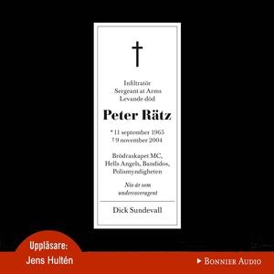 Peter Rätz : 9 år som undercover agent (ljudbok