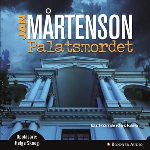 Palatsmordet (ljudbok) av Jan Mårtenson