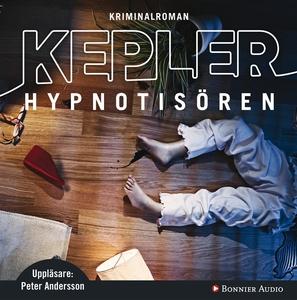 Hypnotisören (ljudbok) av Lars Kepler, Lars Kep