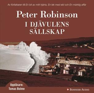 I djävulens sällskap (ljudbok) av Peter Robinso
