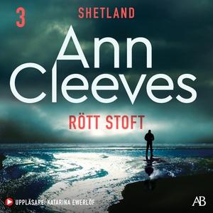 Rött stoft (ljudbok) av Ann Cleeves