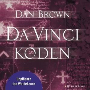 Da Vinci-koden (ljudbok) av Dan Brown