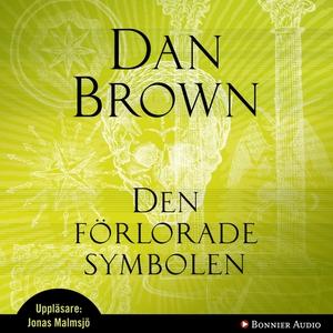 Den förlorade symbolen (ljudbok) av Dan Brown