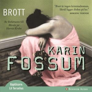 Brott (ljudbok) av Karin Fossum