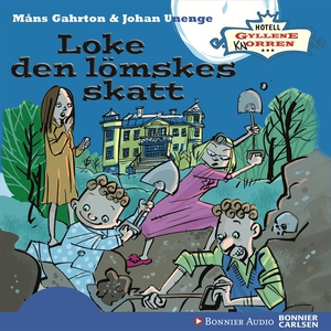 Loke den lömskes skatt (ljudbok) av Johan Uneng
