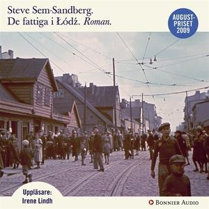 De fattiga i Lódz (ljudbok) av Steve Sem-Sandbe