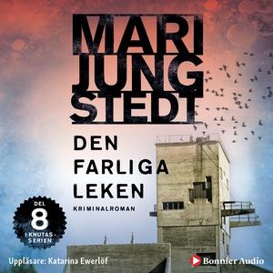 Den farliga leken (ljudbok) av Mari Jungstedt