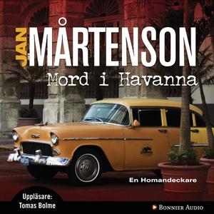 Mord i Havanna (ljudbok) av Jan Mårtenson