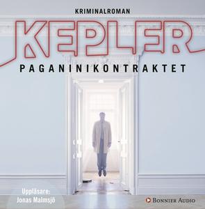 Paganinikontraktet (ljudbok) av Lars Kepler