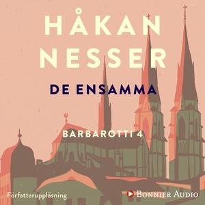 De ensamma (ljudbok) av Håkan Nesser