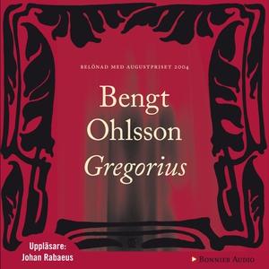 Gregorius (ljudbok) av Bengt Ohlsson