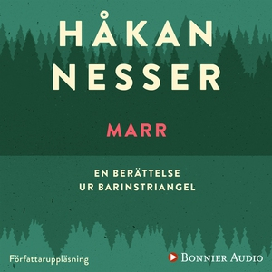 Marr (ljudbok) av Håkan Nesser
