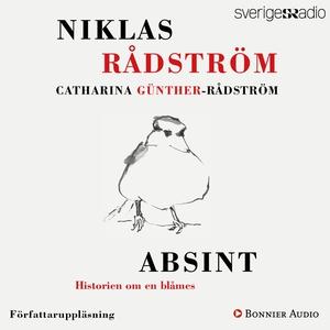 Absint. Historien om en blåmes (ljudbok) av Nik