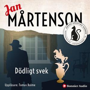 Dödligt svek (ljudbok) av Jan Mårtenson