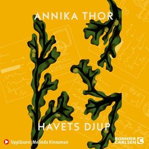 Havets djup (ljudbok) av Annika Thor