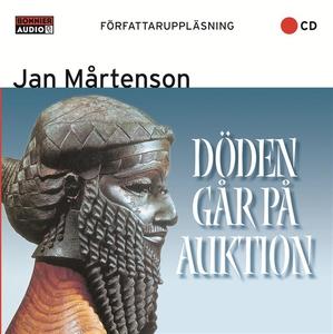 Döden går på auktion (ljudbok) av Jan Mårtenson